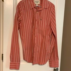 Men's Abercrombie and Fitch XL button down shirt